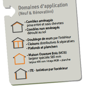 domaine application chanvre