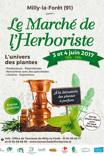 marche herboriste milly la foret