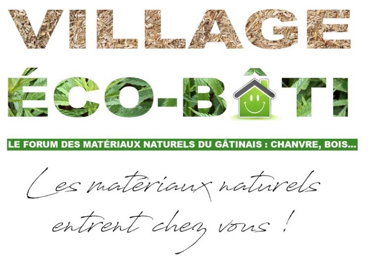 Village eco bati logo