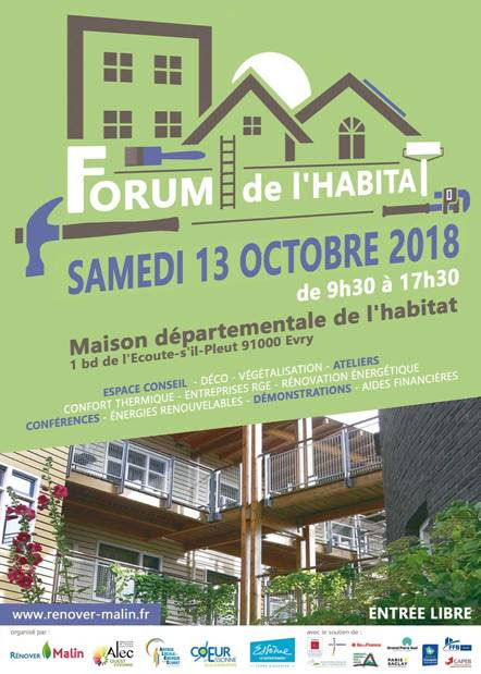 salon forum de l'habitat