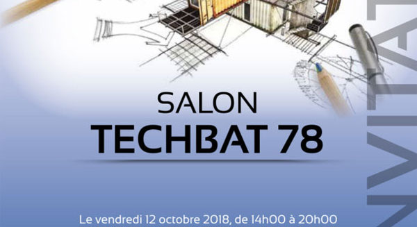 salon techbat 2018 gatichanvre